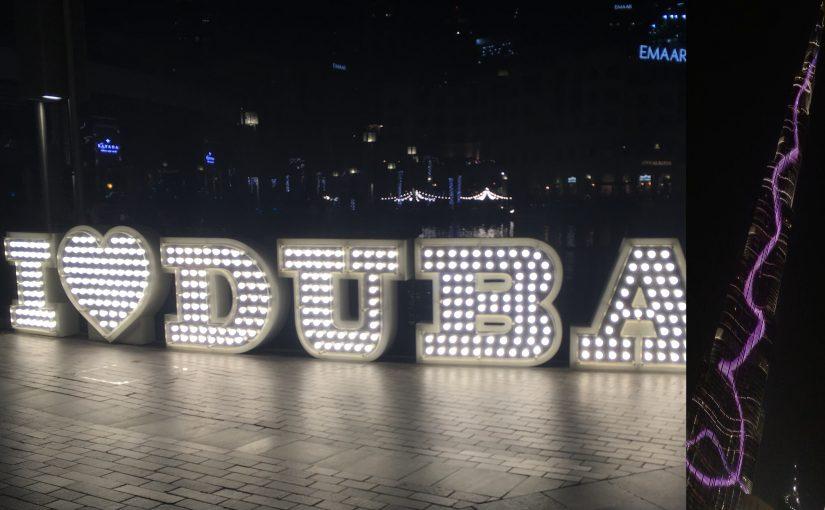 Emirat mit Stadt der Superlative PART1 Dubai, Vereinigte Arabische Emirate