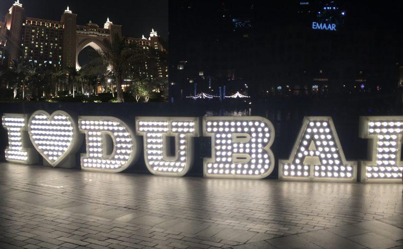 Emirat mit Stadt der Superlative PART2 Dubai, Vereinigte Arabische Emirate