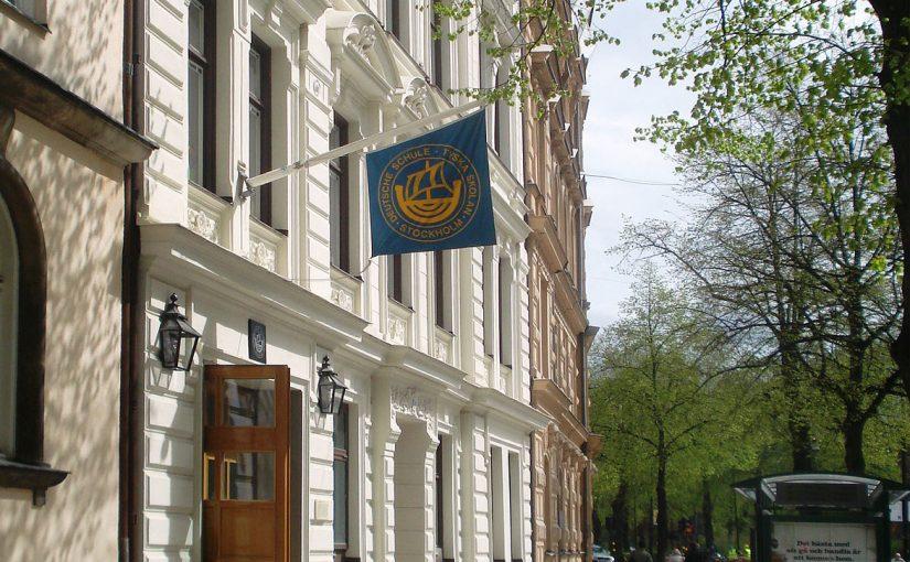 Interview mit einer Stockholmer Schülerin von der Deutschen Schule/Tyska Skolan