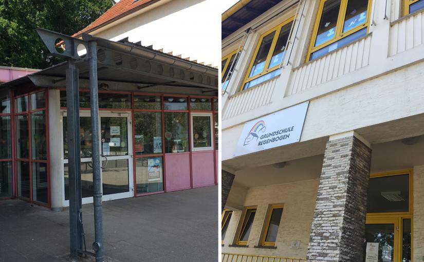 Grundschule Regenbogen Hiddenhausen mit zwei Standorten: Schweicheln-Bermbeck und Lippinghausen, Deutschland