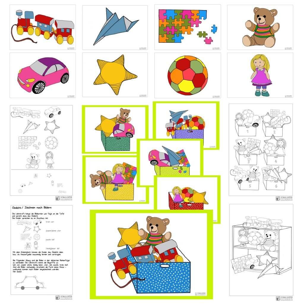 noch 10 tage bis weihnachten toys f r englisch in klasse 1 blog bildung leben mit. Black Bedroom Furniture Sets. Home Design Ideas
