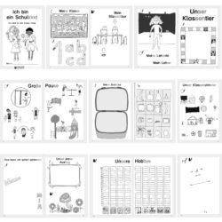 Ich bin ein Schulkind - Ein Heft
