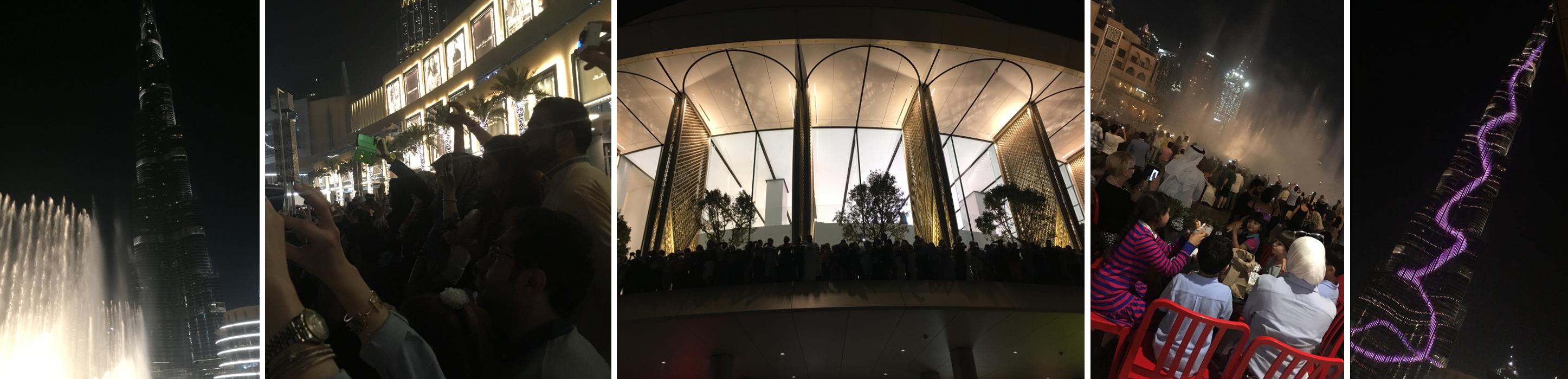 Emirat mit Stadt der Superlative PART1 Dubai, Vereinigte Arabische ...
