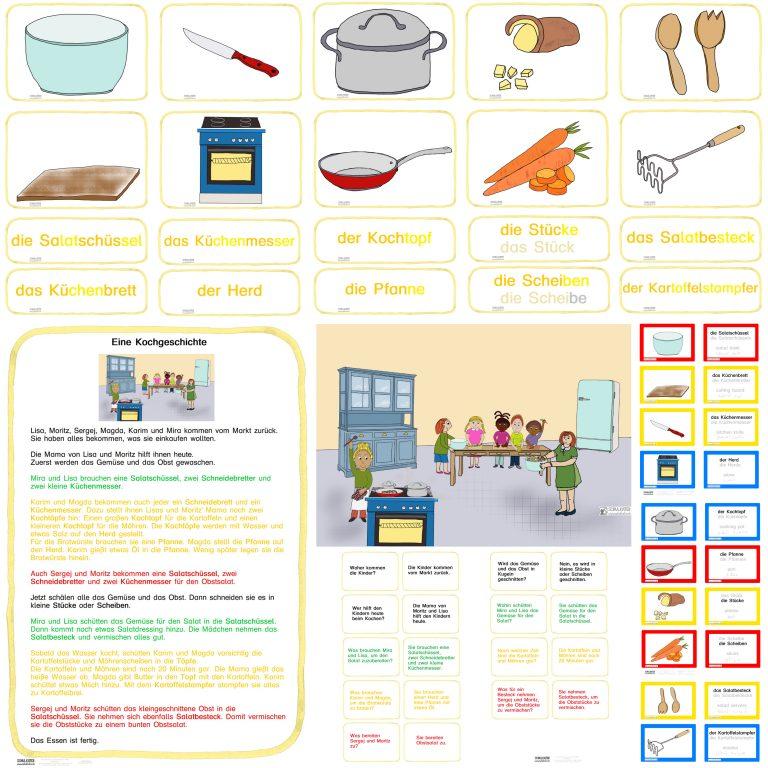Eine Kochgeschichte