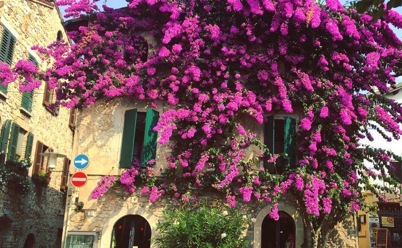 Der schönste Ort am Gardasee: Sirmione, Italien
