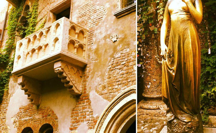 Die Stadt von Romeo und Julia: Verona, Italien