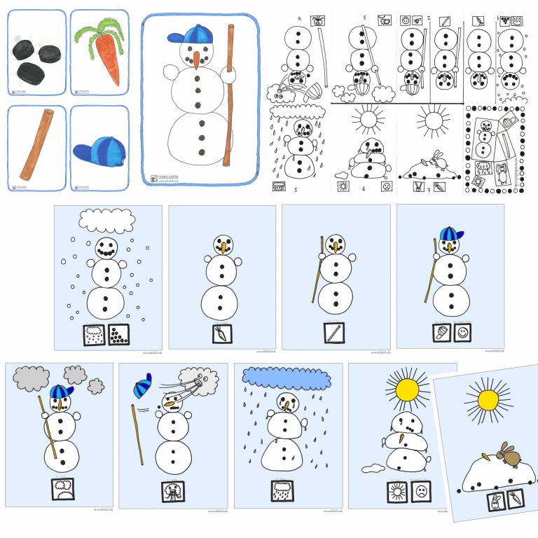 The Snowman Story