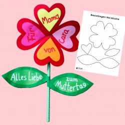 Blume zum Muttertag