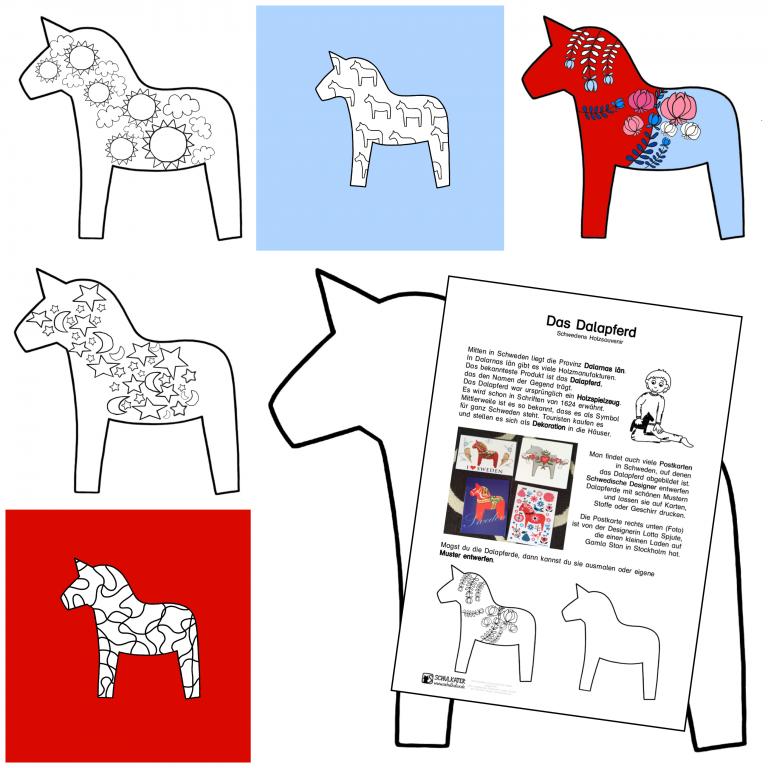 Das Dalapferd