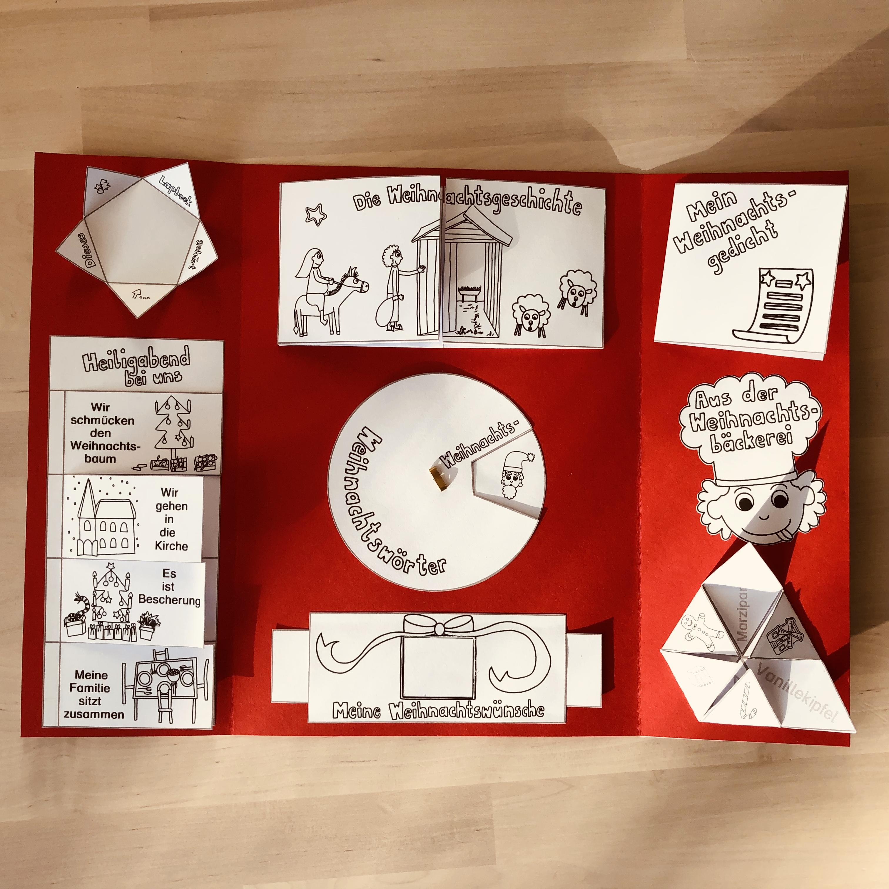 Lapbook Templates Online Presentation 11