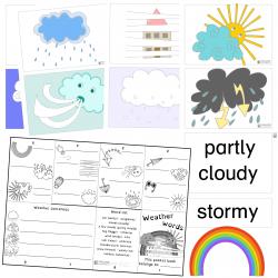 Weather (mit Schrift)