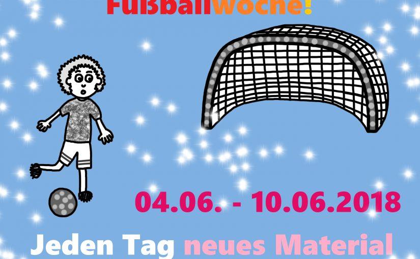 Fußballwoche bei schulkater.de !