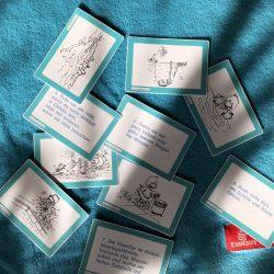 Lernkarten mit Baderegeln