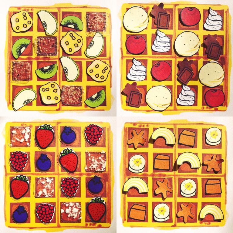 Waffel-Sudoku