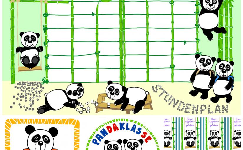 Der PANDA ist da – und leistet Igel, Rabe und Eichhörnchen Gesellschaft
